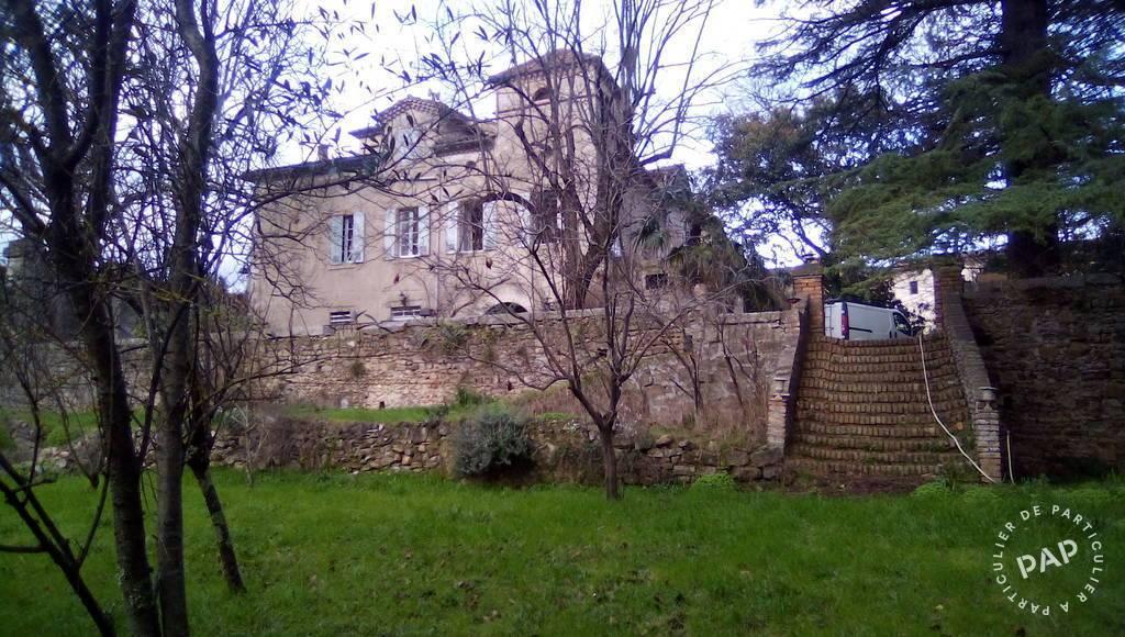 Vente Maison Saint-Florent-Sur-Auzonnet (30960) 375m² 495.000€