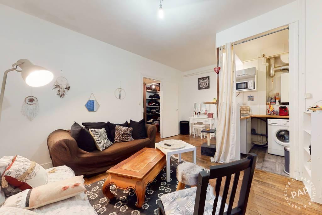 Vente appartement 2 pièces Tours (37)