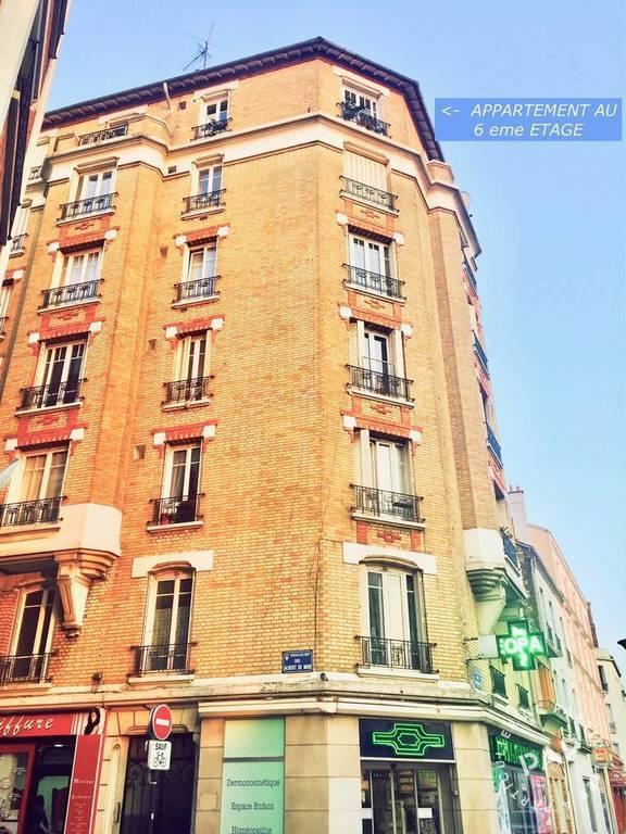 Vente appartement 2 pièces Asnières-sur-Seine (92600)