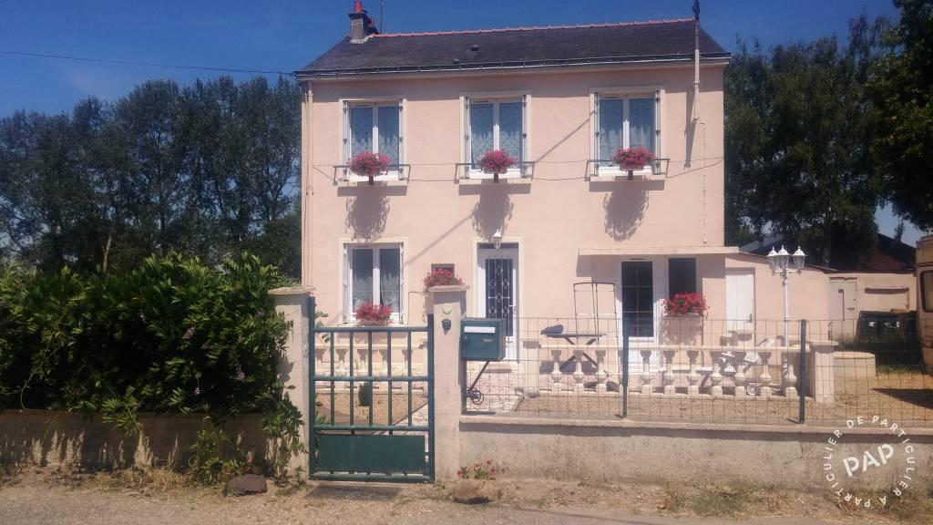 Vente maison 5 pièces Saint-Sylvain-d'Anjou (49480)