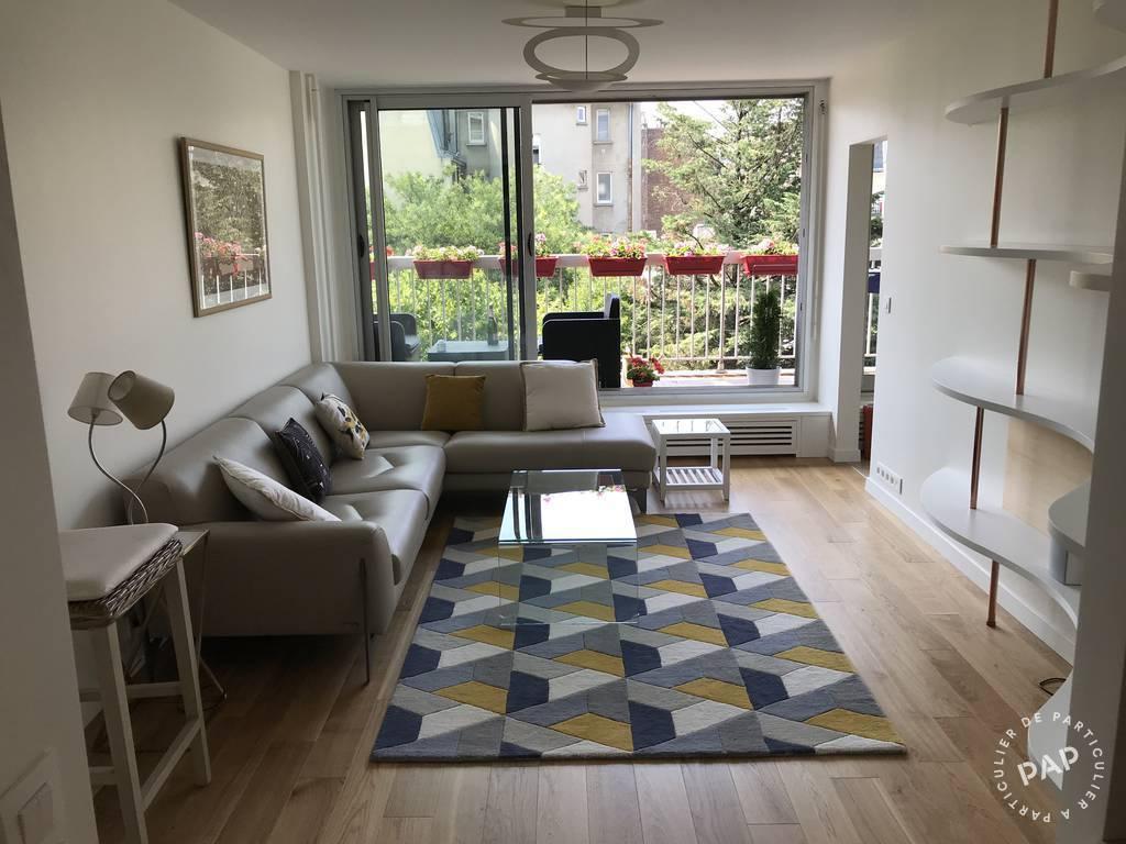 Location immobilier 1.800€ Paris 14E