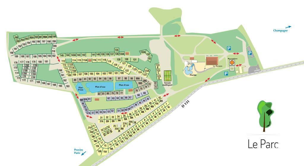 Maison Louan-Villegruis-Fontaine (77560) 14.990€
