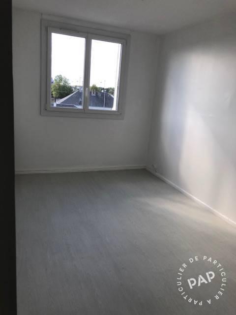 Appartement 600€ 78m² Saint-Pierre-Des-Corps (37700)