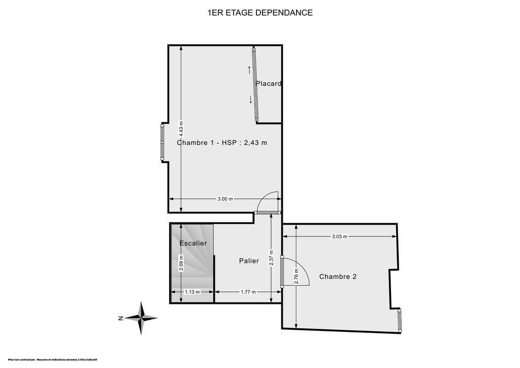 Immobilier Septèmes-Les-Vallons (13240) 222.000€ 55m²