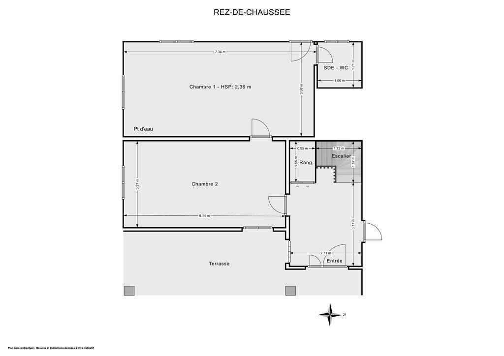 Vente Maison Albi (81000) 110m² 250.000€