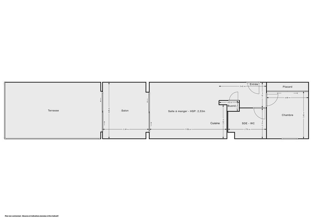 Vente Appartement Propriano (20110)
