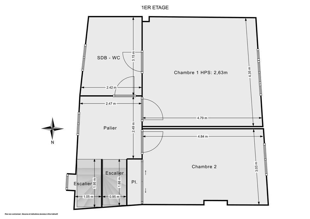 Vente Maison 25 Km Quillan