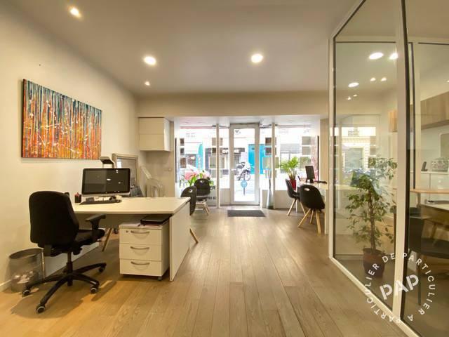 Vente et location Local commercial Paris 9E (75009) 54m² 2.500€