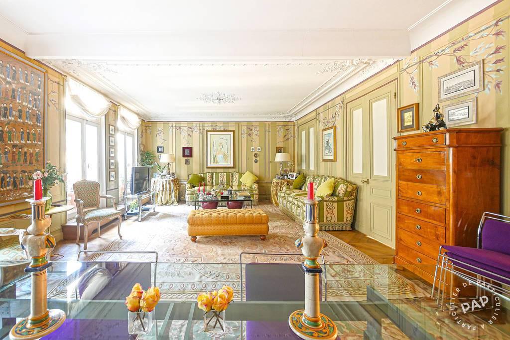 Vente Appartement Paris 7E (75007) 90m² 1.690.000€