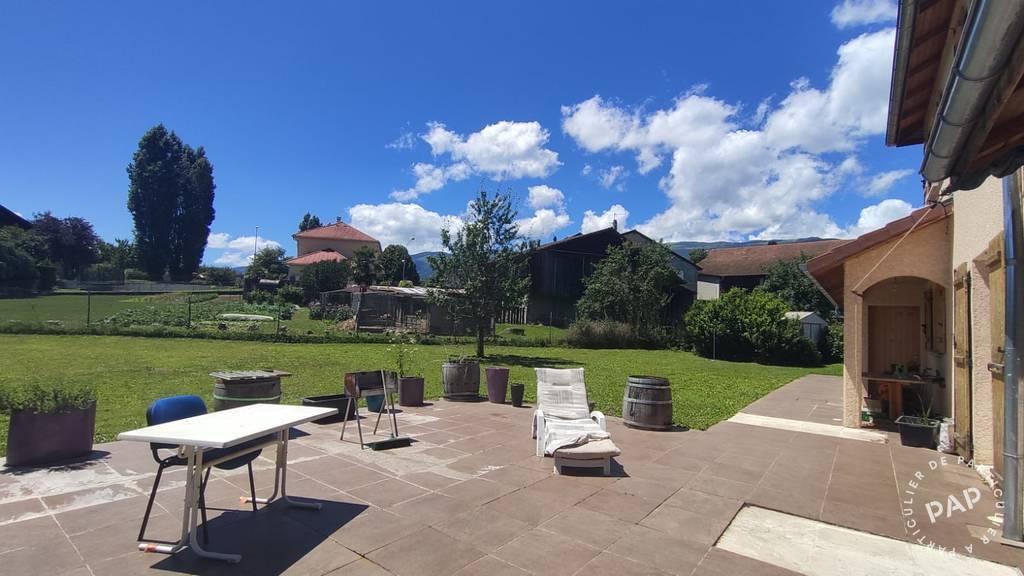 Vente Maison Saint-Genis-Pouilly (01630) 120m² 670.000€