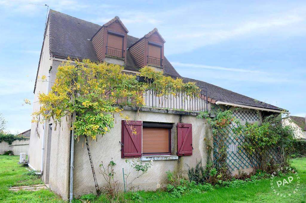 Vente maison 6 pièces Pleumartin (86450)