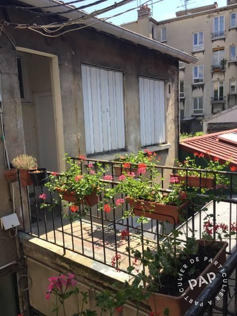 Location Appartement Le Pré-Saint-Gervais 22m² 700€