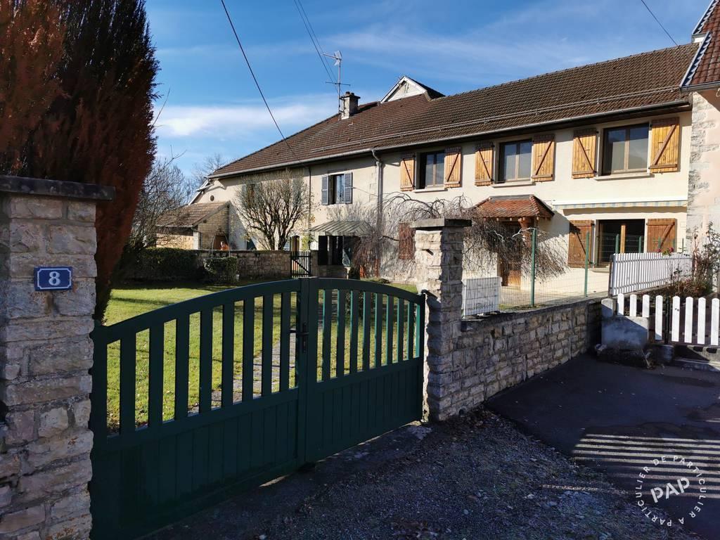 Vente maison 9 pièces Besain (39800)