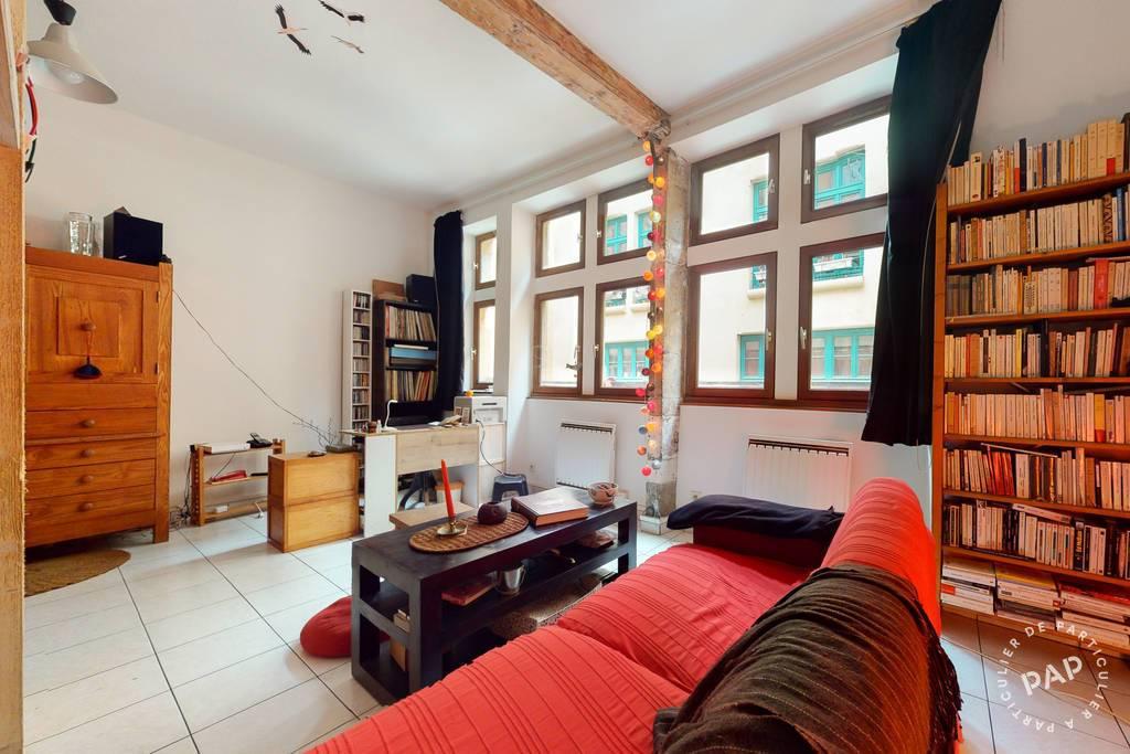 Vente appartement 2 pièces Lyon 5e