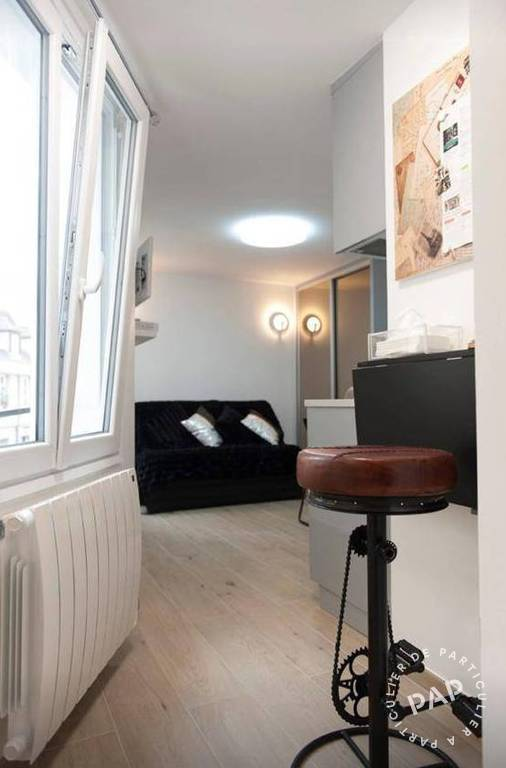 Vente appartement studio Paris 3e