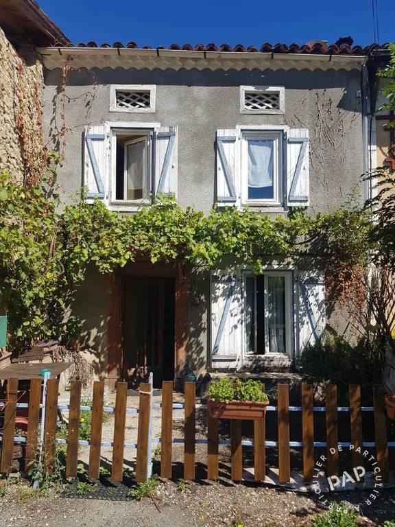 Vente maison 3 pièces Montels (09240)