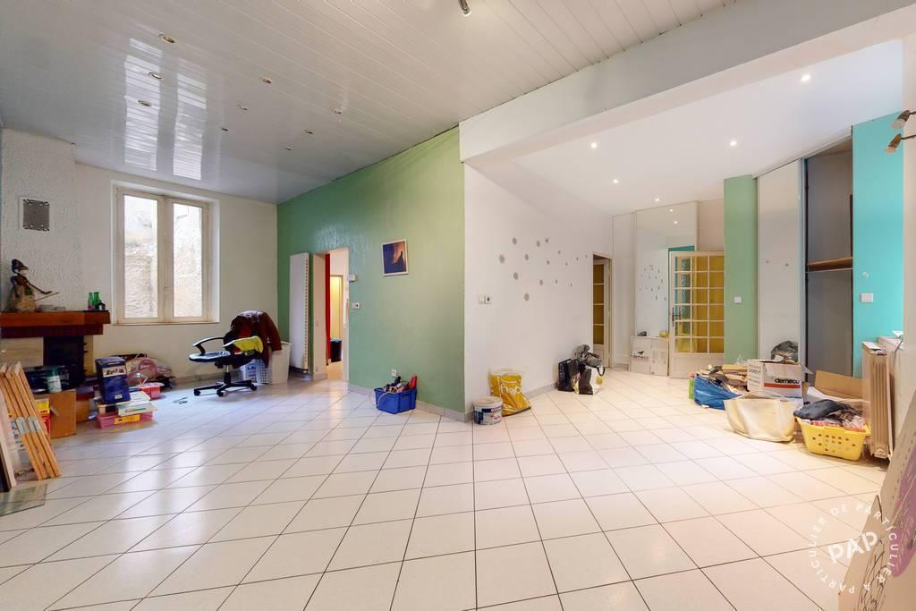 Vente Maison Bourg-Lès-Valence (26500) 105m² 149.000€