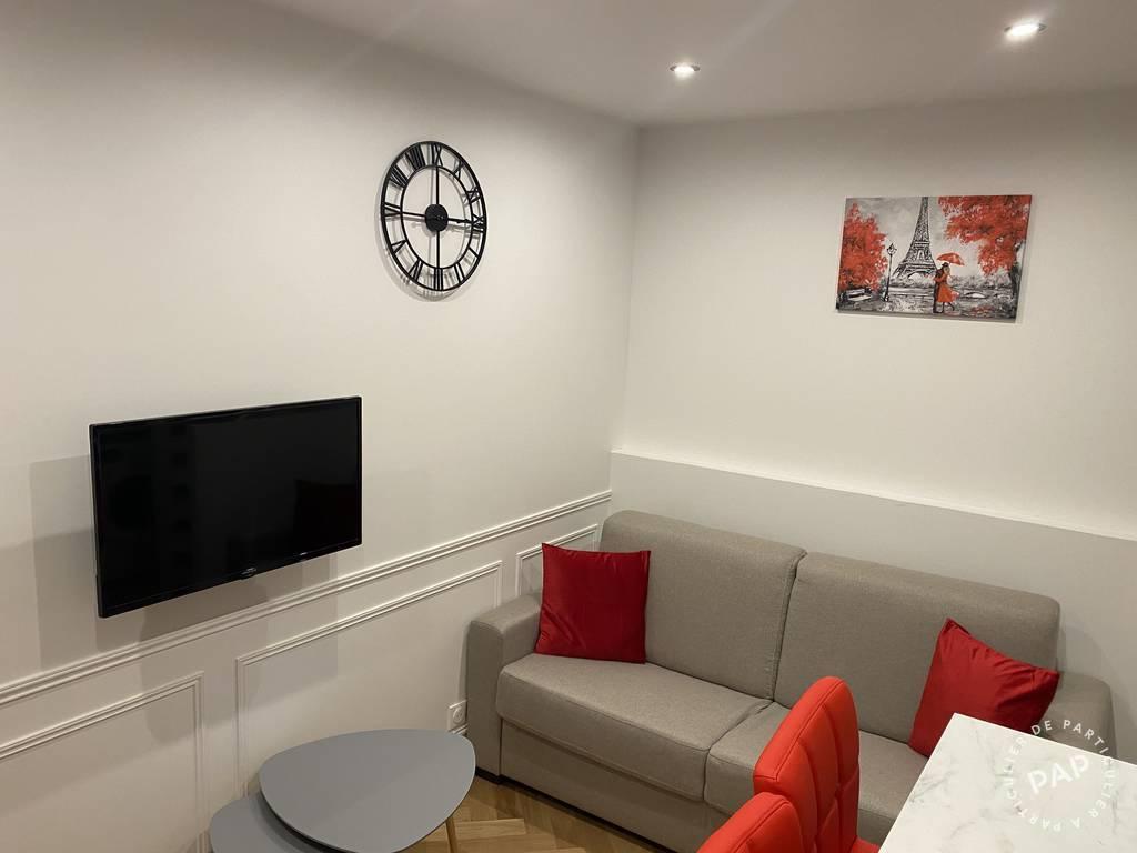 Location appartement 4 pièces Paris 3e