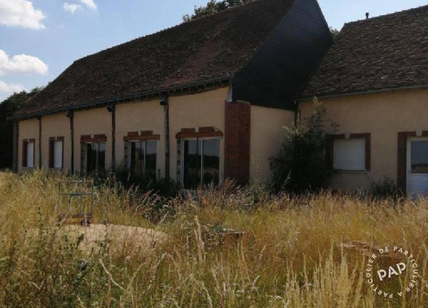 Vente maison 5 pièces Saint-Nicolas-des-Motets (37110)