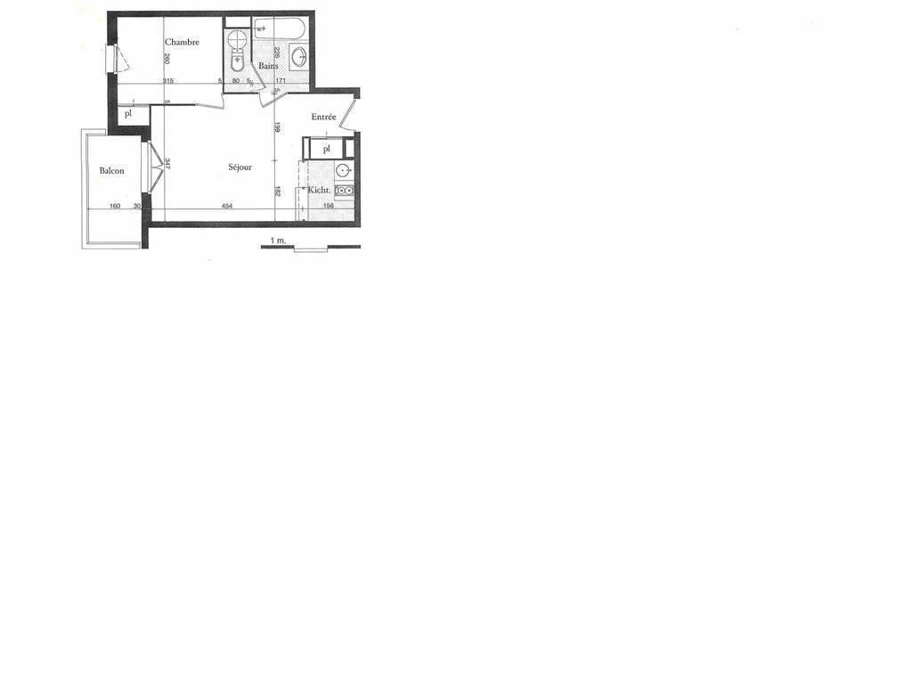 Appartement Caussade 55.000€