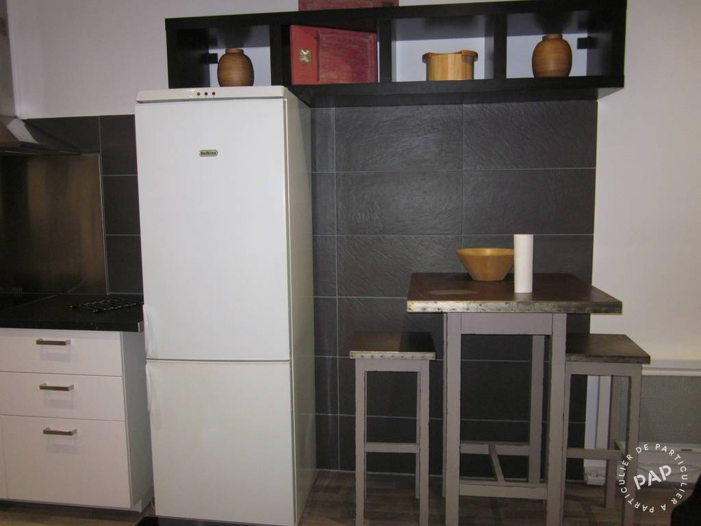 Appartement 700 € 33 m² Toulouse (31000)