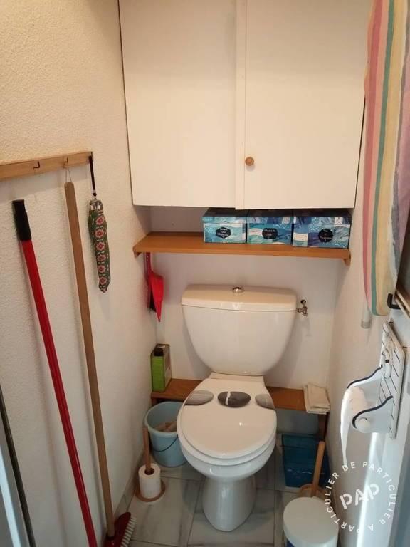 Appartement 550€ 20m² Valras-Plage (34350)