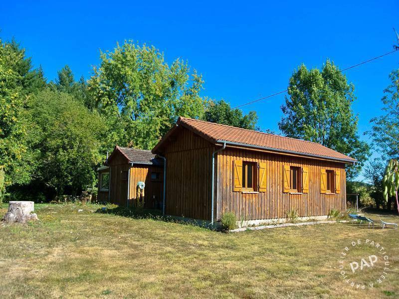 Maison 140.000€ 95m² Mialet (24450)