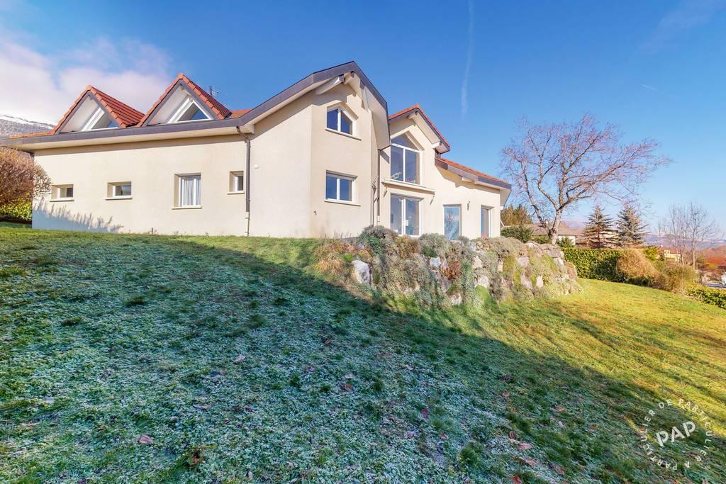 Vente Maison Échenevex (01170) 352m² 1.080.000€
