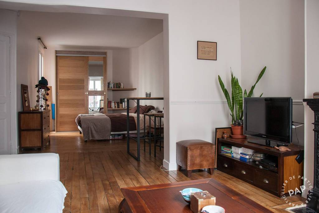 Vente Appartement Paris 20E (75020) 43m² 399.000€