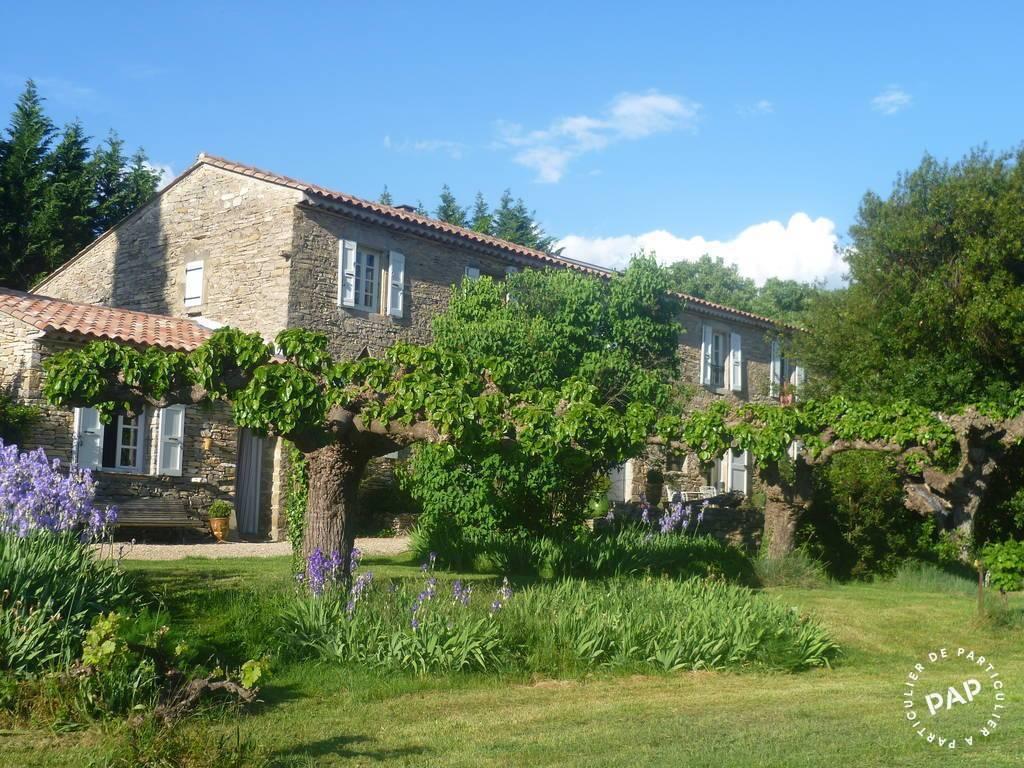 Vente Maison Proche Alès - Monteils (30360) 230m² 890.000€