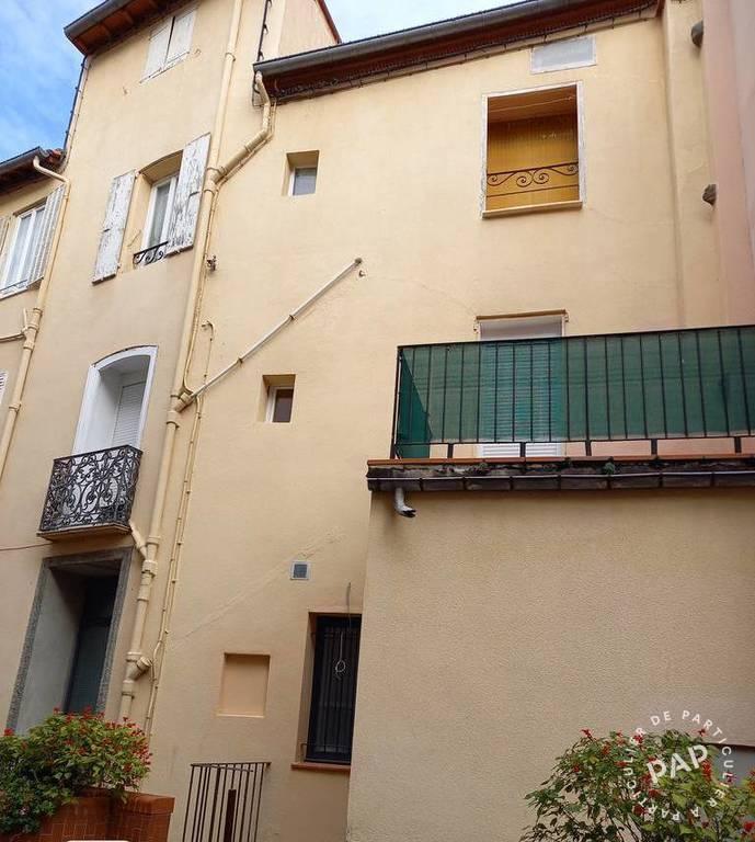Vente appartement 2 pièces Amélie-les-Bains-Palalda (66110)
