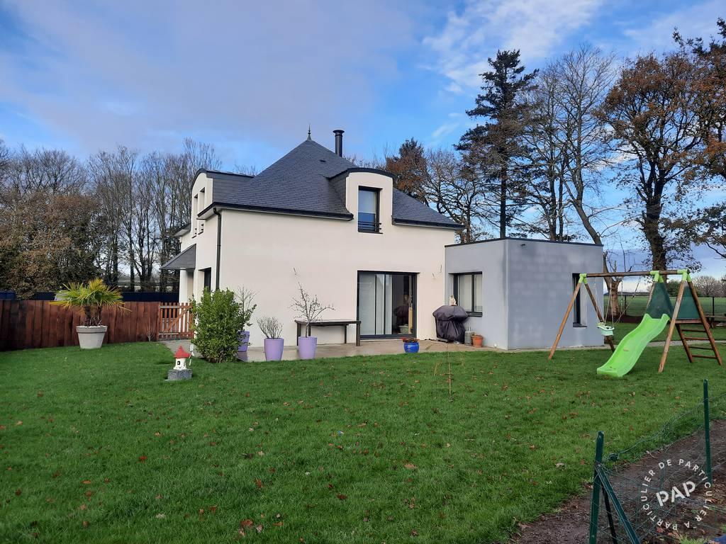 Vente Maison Hennebont 124m² 400.000€