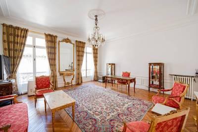 Vente appartement 5pièces 180m² Paris 8E (75008) - 2.499.000€