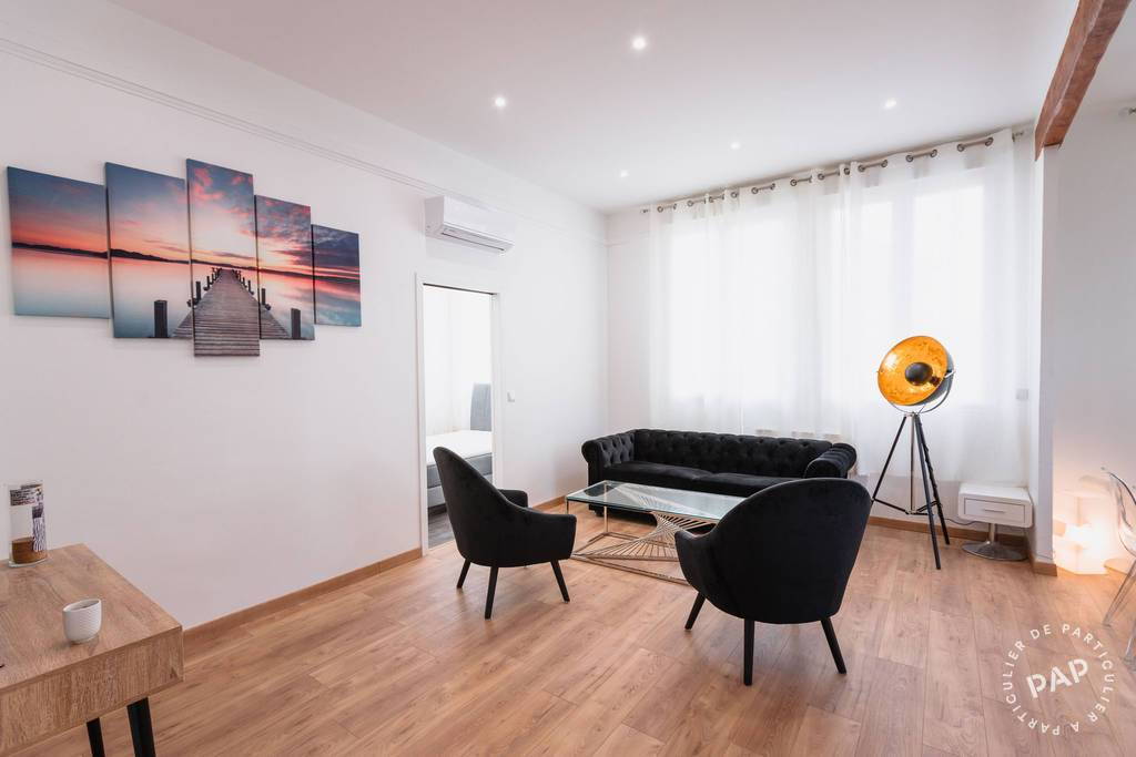 Location Appartement Cannes (06150) 102 m² 2.200 €