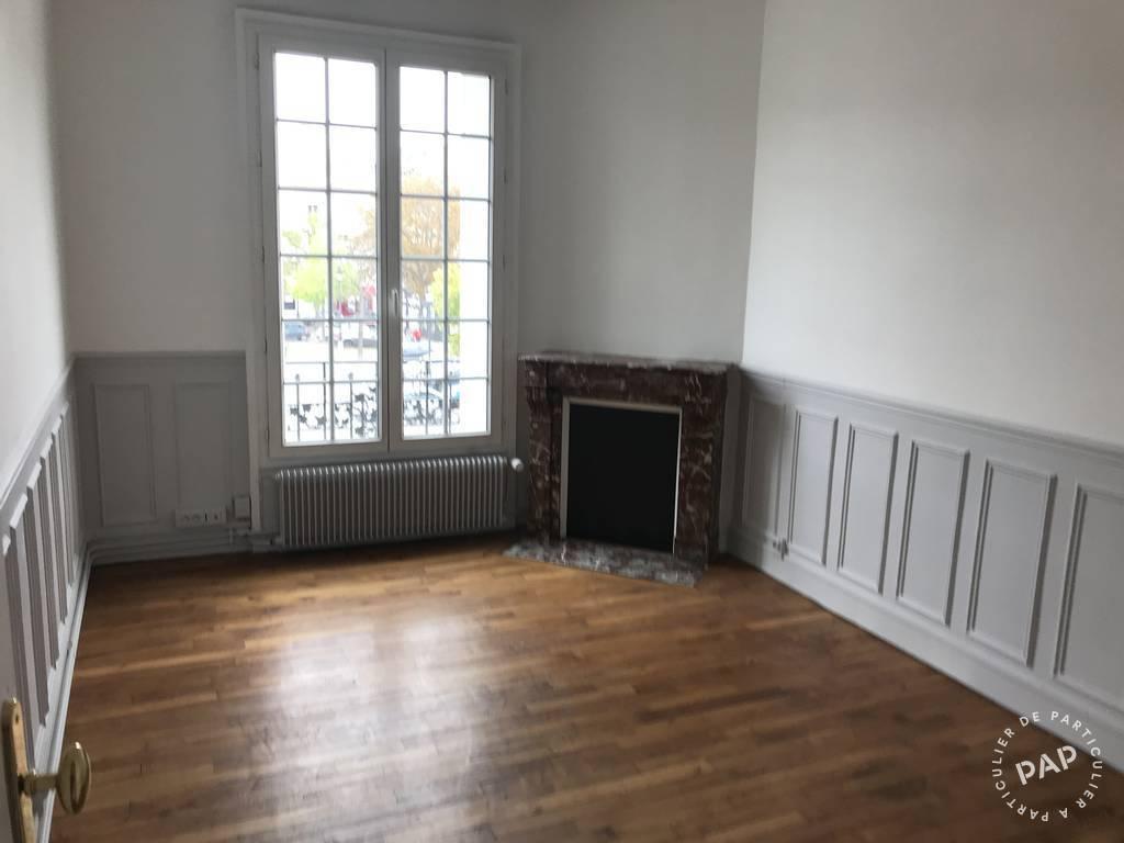 Location Appartement Saint-Maur-Des-Fossés (94210) 60m² 1.220€