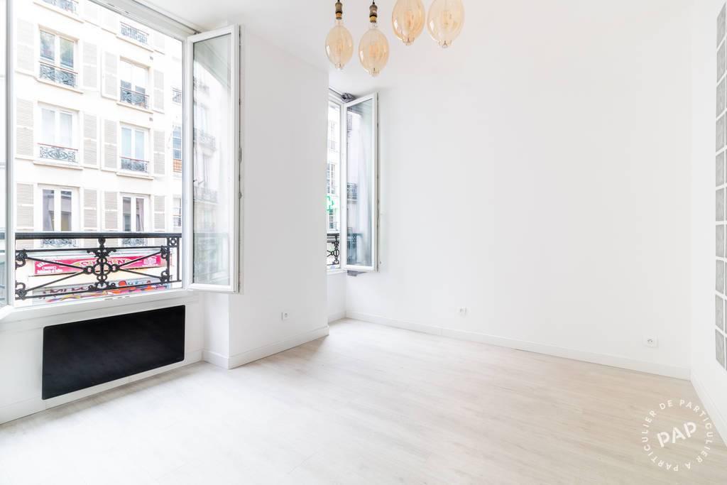 Vente Appartement Paris 10E 33m² 360.000€