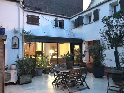Vente maison 117m² L'île-Saint-Denis (93450) (93450) - 515.000€