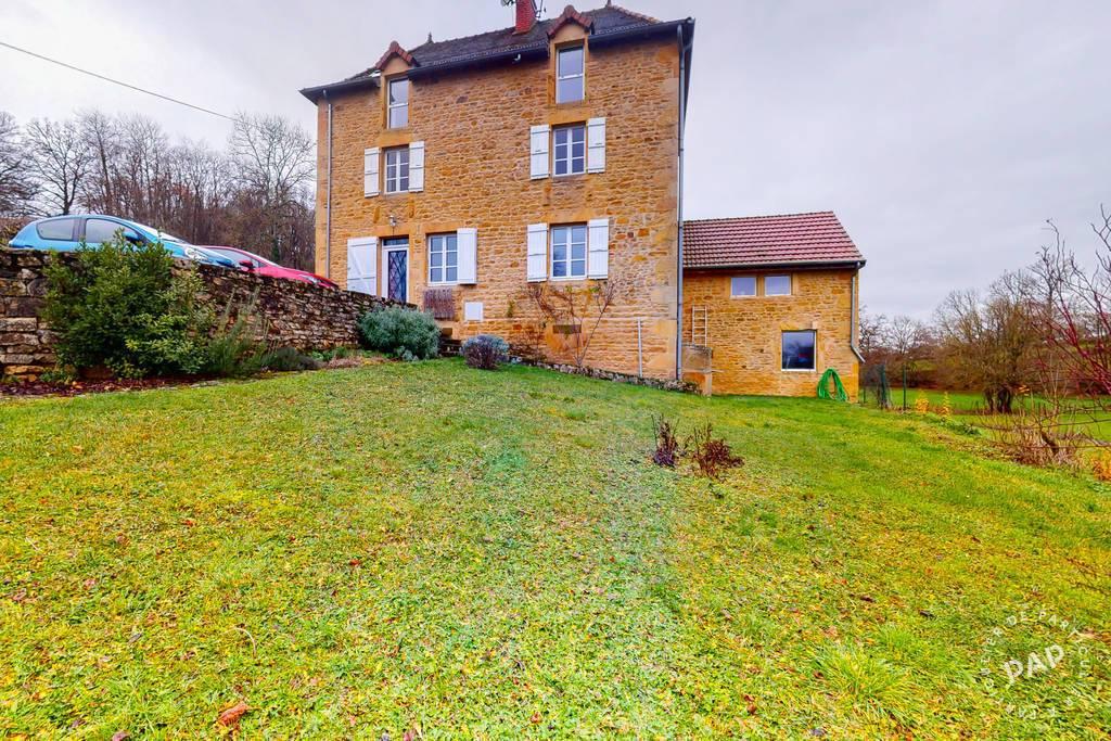 Vente Maison La Clayette 236m² 300.000€