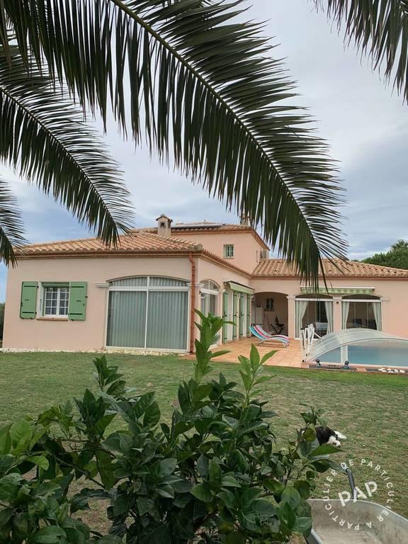 Vente Maison Saint-Cyprien (66750) 160m² 615.000€