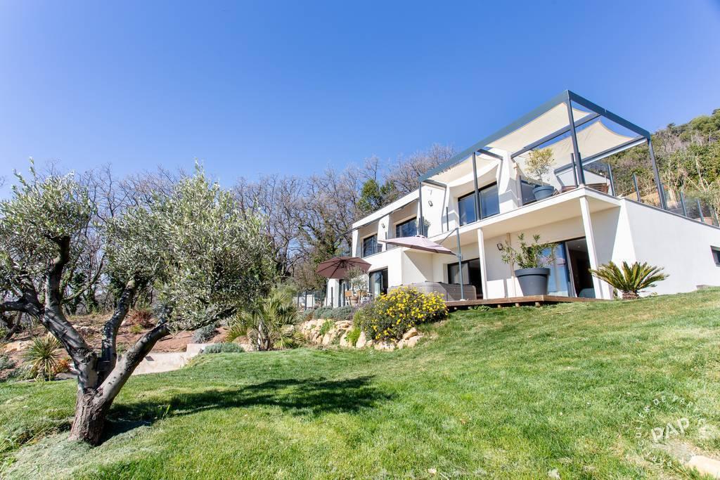 Vente Maison Vence (06140) 213m² 1.250.000€