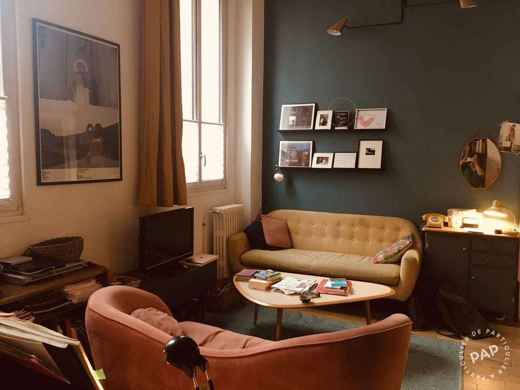 Vente appartement 4 pièces Paris 20e