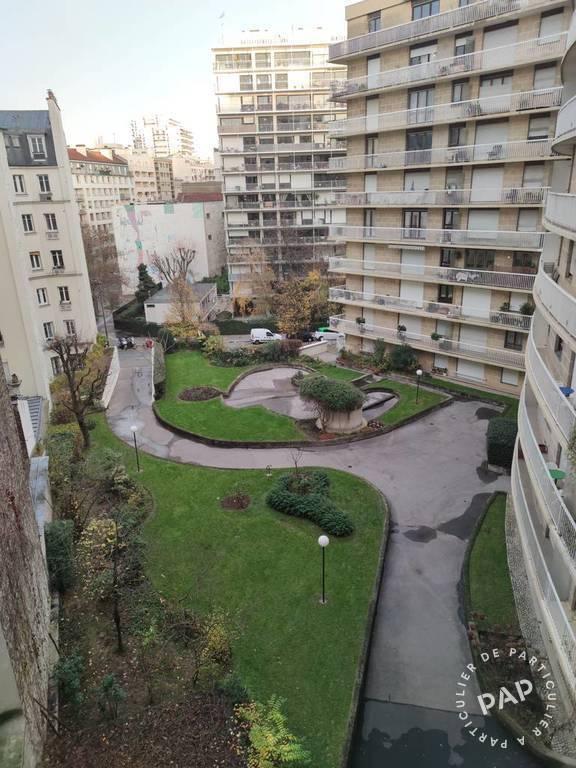 Vente appartement 6 pièces Paris 13e