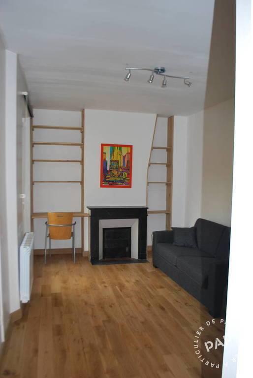 Location Appartement Paris 17E (75017) 22m² 980€