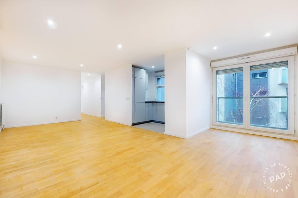 Vente appartement 4 pièces Aubervilliers (93300)