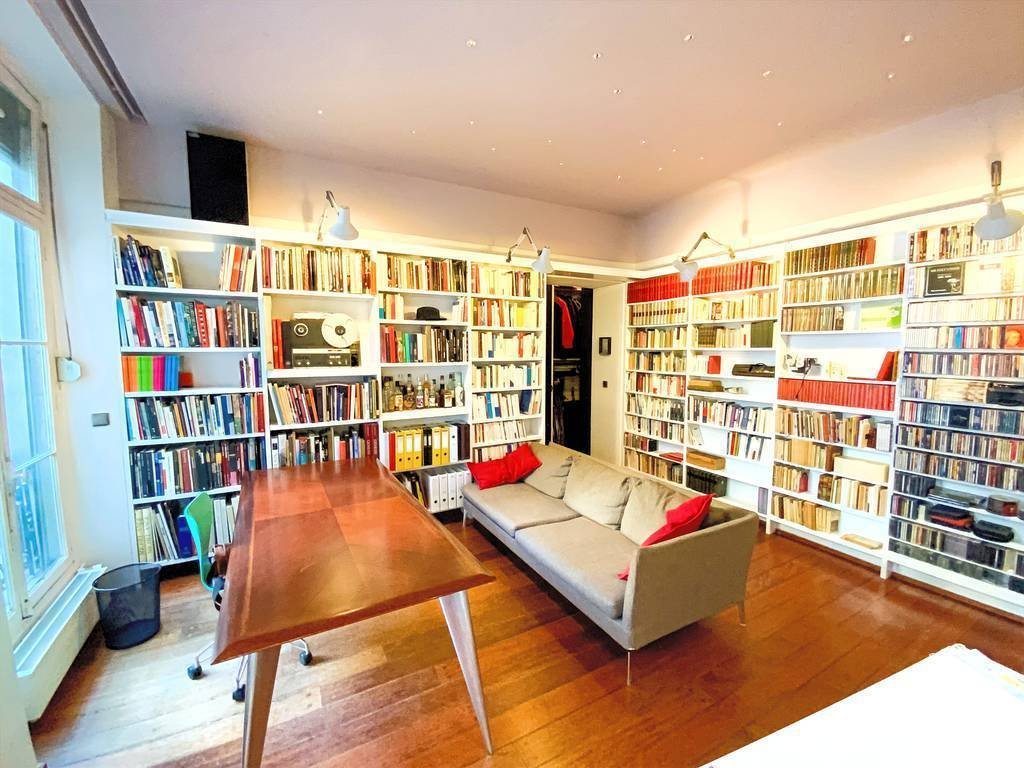 Vente appartement 6 pièces Paris 3e