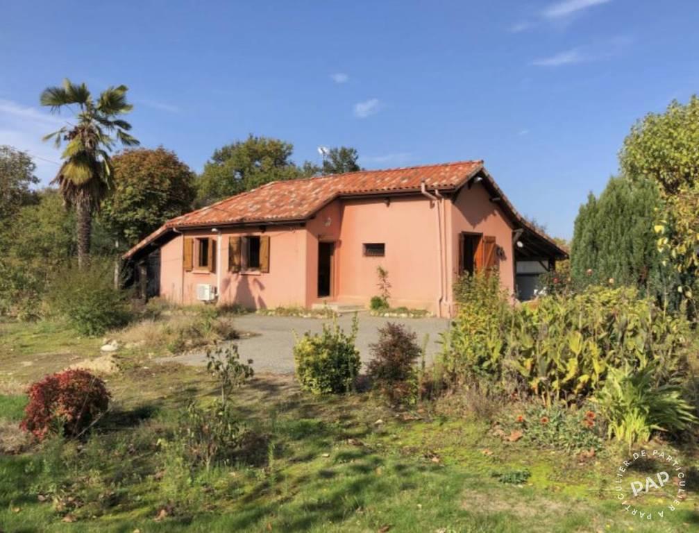 Vente maison 3 pièces Réans (32800)