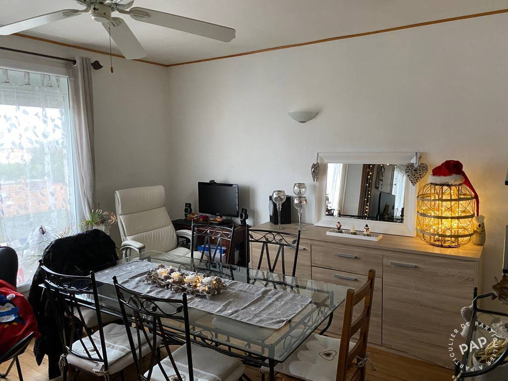 Vente Appartement Rochefort (17300) 71m² 106.500€