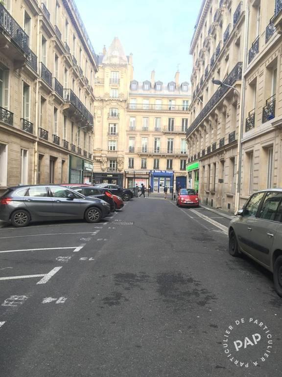 Location Garage, parking Paris 9E (75009)