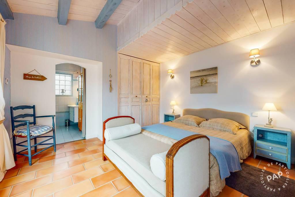 Maison 800.000€ 90m² La Flotte (17630)