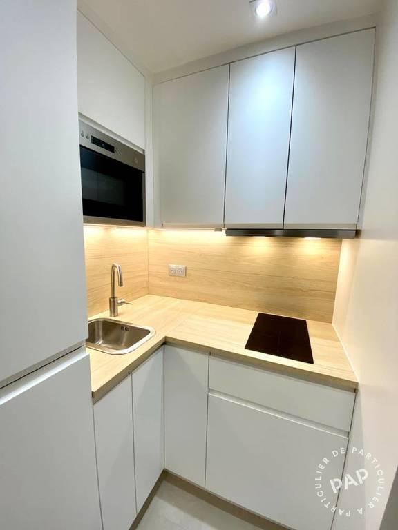 Bureaux, local professionnel 1.600€ 41m² Paris 16E (75016)